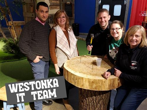 Westonka IT Team 2019