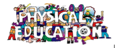 Physical Education Class Logo