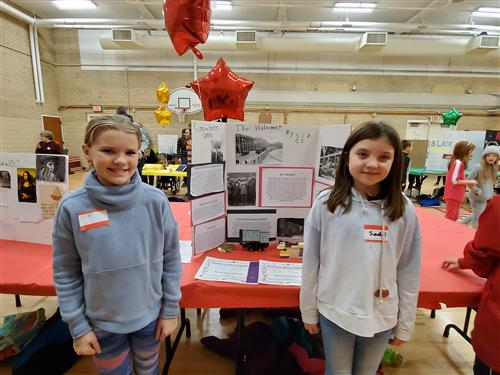 Projects Spark Imagination at  Shirley Hills