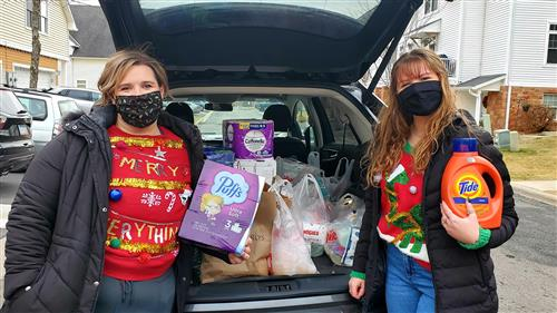 Students Host Collection Drives for WeCAN