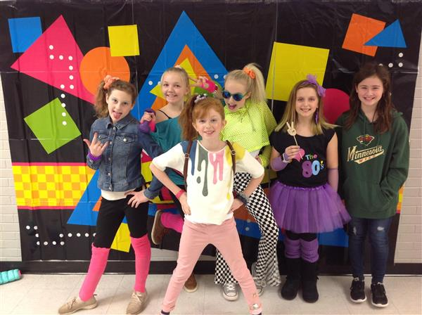 Grandview Hosts 'Totally Awesome' Winter Blast Party
