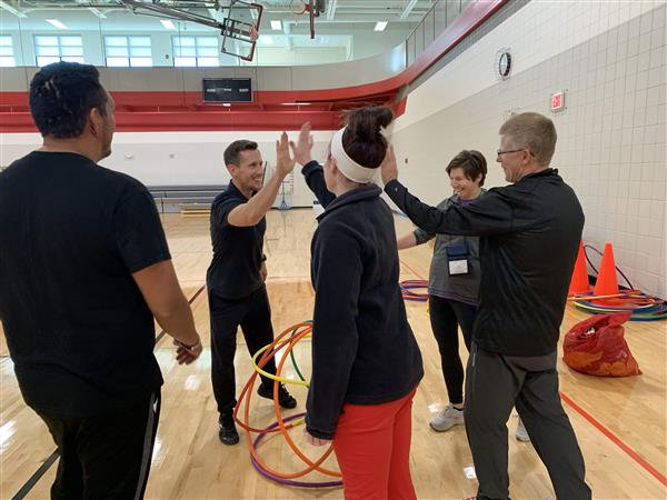 Westonka Hosts MNSHAPE Conference