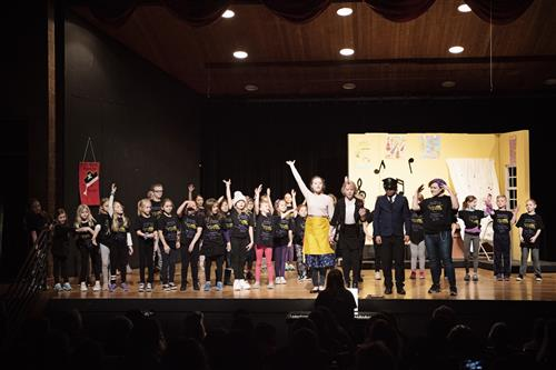Children's Playhouse Hosts First Performance