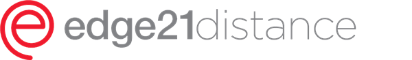 Edge21 Distance logo