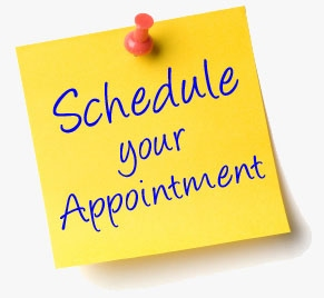 Schedule your Appointment